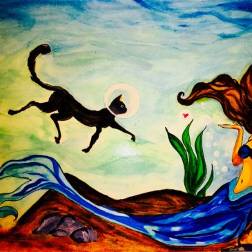 The Spirit of The Cat & The Mermaid